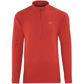Arc'teryx Delta LT sweater Heren rood